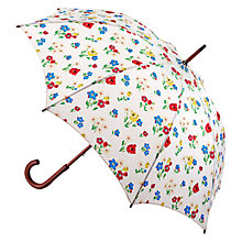 Buy Cath Kidson Paradise Bunch Umbrella, Chalk Online at johnlewis.com