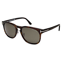 Buy TOM FORD FT0346 Franklin Sunglasses Online at johnlewis.com
