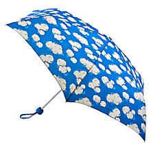Buy Cath Kidson Mini Clouds Umbrella, Blue Online at johnlewis.com