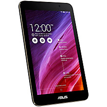 "Buy Asus MeMO Pad 7 Tablet, Intel Atom, Android, 7"", Wi-Fi, 16GB Online at johnlewis.com"