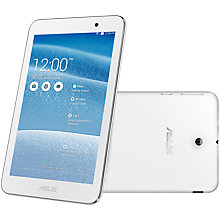 "Buy Asus MeMO Pad 7 ME176CX Tablet, Intel Atom, Android, 7"", Wi-Fi, 16GB Online at johnlewis.com"
