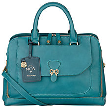 Buy Nica Lizzy Medium Grab Bag, Green Online at johnlewis.com