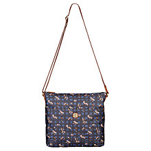 Buy Nica Izzy Large Across Body Bag, Floral Navy Online at johnlewis.com