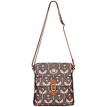 Buy Nica Hazel Small Across Body Bag, Tulip Charcoal Online at johnlewis.com
