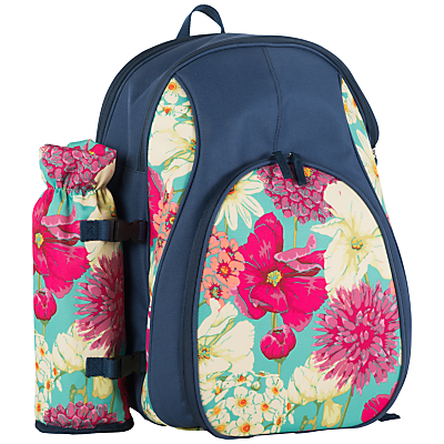Navigate Hothouse Floral Family Cooler Backpack, 15L