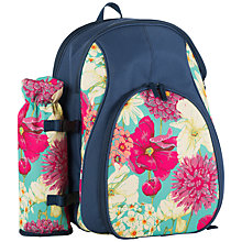 Buy Navigate Hothouse Floral Family Cooler Backpack, 15L Online at johnlewis.com