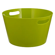 Buy House by John Lewis Beer Bucket, Lime Online at johnlewis.com