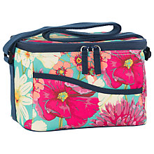 Buy Navigate Hothouse Floral Coolbag, Small Online at johnlewis.com
