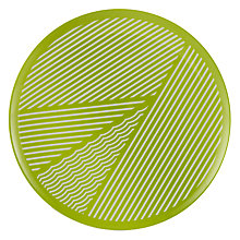 Buy House by John Lewis Explore Melamine Dinner Plate Online at johnlewis.com