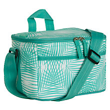 Buy John Lewis Summer Palm Coolbag, 4L Online at johnlewis.com