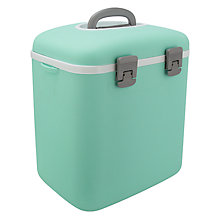 Buy House by John Lewis Cool Box, 15L, Mint Online at johnlewis.com