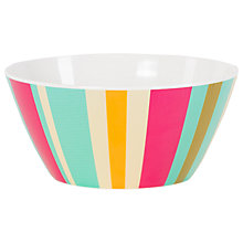 Buy Navigate Hothouse Striped Bowl Online at johnlewis.com