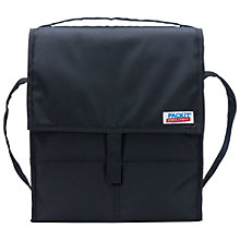 Buy Packit Social Cool Bag, Black Online at johnlewis.com
