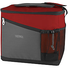 Buy Thermos Essentials Family Coolbag, Cranberry Online at johnlewis.com