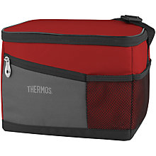 Buy Thermos Essentials Personal Coolbag, Cranberry Online at johnlewis.com