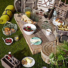 Buy John Lewis Croft Collection Picnicware Online at johnlewis.com