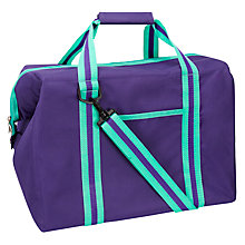 Buy John Lewis Summer Palm Tote Coolbag, 20L Online at johnlewis.com