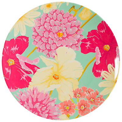 Navigate Hothouse Dinner Plate, Floral