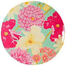 Buy Navigate Hothouse Dinner Plate, Floral Online at johnlewis.com
