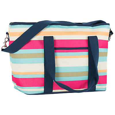 Navigate Hothouse Striped Tote Bag