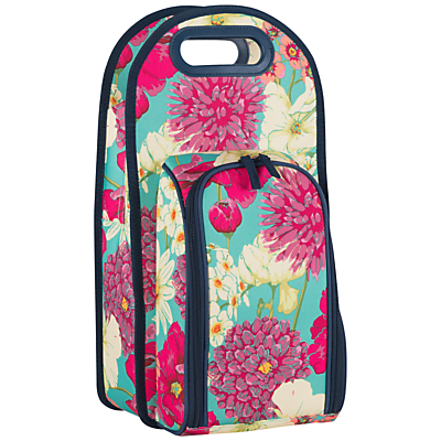 Navigate Hothouse Floral Wine Carrier