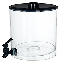 Buy House by John Lewis Drinks Dispenser, Navy Online at johnlewis.com