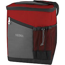 Buy Thermos Essentials Medium Coolbag, Cranberry Online at johnlewis.com