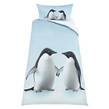 Buy little home at John Lewis Monty & Mabel Single Duvet Cover and Pillowcase Set Online at johnlewis.com