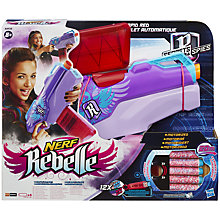 Buy Nerf Rebelle Secrets & Spies Rapid Red Blaster Online at johnlewis.com