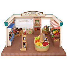Buy Sylvanian Families Supermarket Online at johnlewis.com