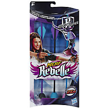 Buy Nerf Rebelle Secrets & Spies Arrow Refill Online at johnlewis.com