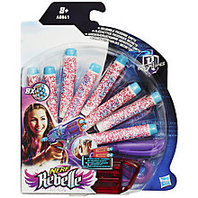 Buy Nerf Rebelle Messenger Refills, Pack of 8 Online at johnlewis.com