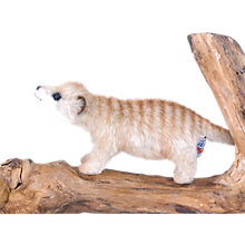 Buy Hansa Meerkat On 4 Feet Soft Toy, Miniature Online at johnlewis.com