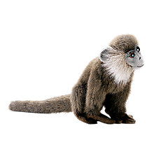 Buy Hansa Leaf Monkey Soft Toy, Brown Online at johnlewis.com