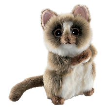 Buy Hansa Hand Sewn Tarsier Soft Toy Online at johnlewis.com
