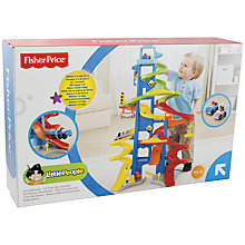 Buy Fisher Price Little People City Skyway With Free 2 Car Pack Online at johnlewis.com