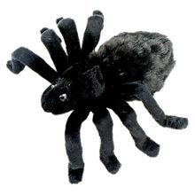 Buy Hansa Hand Sewn Tarantula Soft Toy Online at johnlewis.com