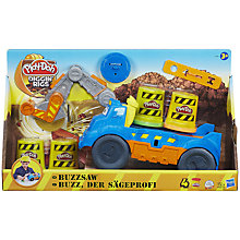 Buy Play-Doh Diggin' Rigs Buzzsaw Playset Online at johnlewis.com