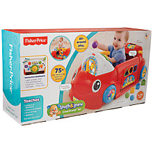 Buy Fisher Price Laugh & Learn Car With Free Phone Online at johnlewis.com