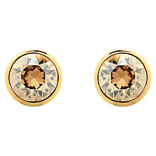 Buy Melissa Odabash Swarovski Crystal Stud Earrings Online at johnlewis.com