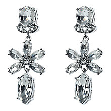 Buy Adele Marie Glass Stone Drop Earrings Online at johnlewis.com