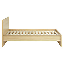 Buy John Lewis Fraser Bedstead, Single Online at johnlewis.com