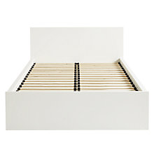 Buy John Lewis Fraser Bed Frame, Double Online at johnlewis.com