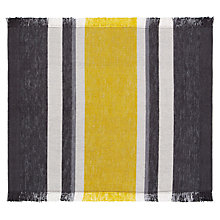 Buy John Lewis Cafe Striped Placemat, Set of 2 Online at johnlewis.com