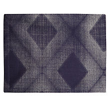 Buy John Lewis Diamond Placemats, Set of 2 Online at johnlewis.com