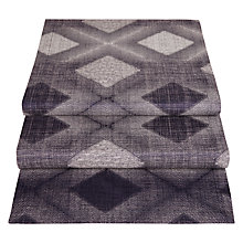 Buy John Lewis Diamond Runner, Blue Online at johnlewis.com
