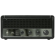 Buy Fatman S-State 60 Amplifier, Black Leather Online at johnlewis.com
