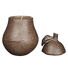 Buy John Lewis Rustic Pear Candle Online at johnlewis.com