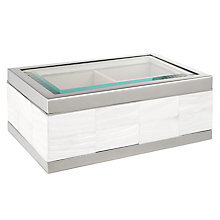 Buy John Lewis Mother of Pearl Jewellery Box Online at johnlewis.com