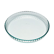 Buy Pyrex Flan Dish, Dia.30cm Online at johnlewis.com